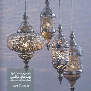 دکوراسیون رستوران مراکشی