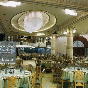 لوستر سازی تالاری در تهران