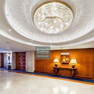 لوستر بزرگ هتلی